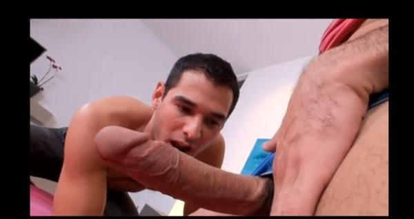 Gays latinos em uma super foda