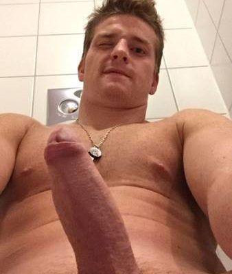 Nudes do jogador Rugby do Uruguai