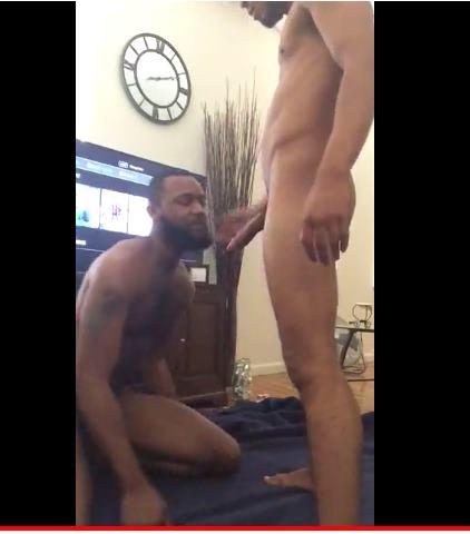 Namorados gravam cenas de sexo