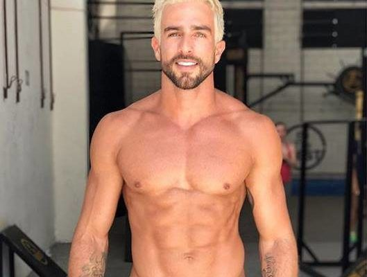Personal trainer Erasmo Viana tem nudes vazados na internet