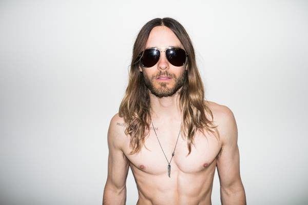 Jared Leto - suposta foto da rola do cantor