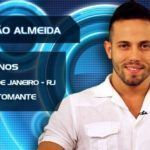 João Almeida, Ex-BBB14 tem vídeo íntimo na net