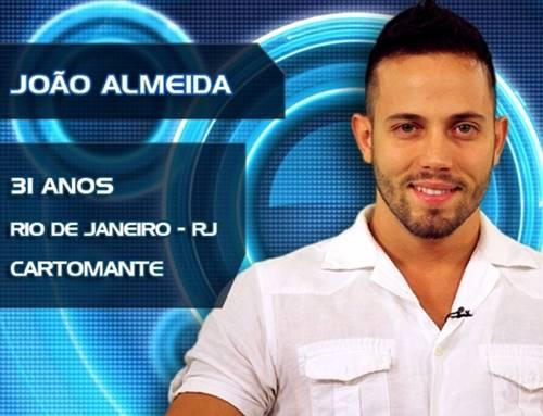 Ex-BBB14 João Almeida toca punheta em vídeo gravado por ele