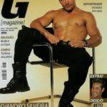 Evandro Silveira – Ex-policial pelado na G Magazine