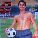 Bruno Carvalho – Ex-jogador pelado para G Magazine