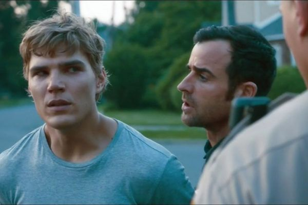 Ator Famoso Chris Zylka pelado na série The Leftovers