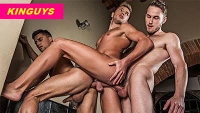 Os 10 melhores vídeos do site gay KinGuys