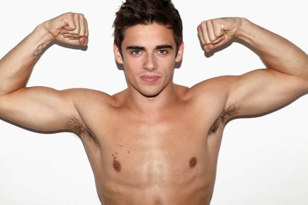 Chris Mears - Saltador tem nudes na internet