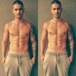 Maluma – Caiu na net suposta foto do cantor pelado