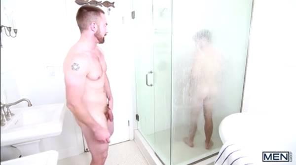 Will Braun fazendo sexo gostoso no banheiro