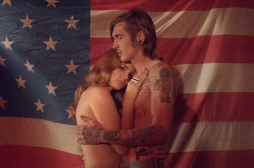 Nudes do Modelo - Modelos dos clipes de Lana Del Rey, Bradley Soileau, caiu na net mostrando a pica em fotos