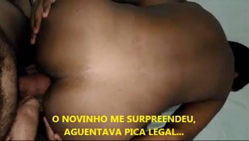 Maduro comendo o cu do novinho safado do Rio de Janeiro