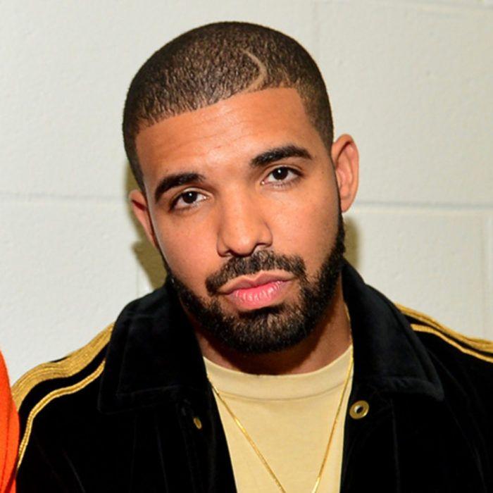 Vazam fotos do cantor Drake, Ex. da Rihanna