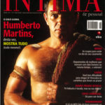 Humberto Martins pelado para revista gay