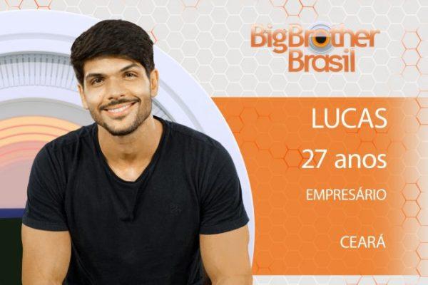 BBB18 Lucas Fernandes Pelado em fotos