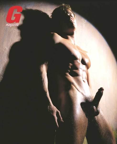 famosos nus e pelados em fotos gay
