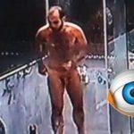 Mahmoud Pelado no banho – BBB18