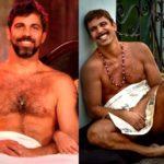 Marcelo Faria pelado em filme brasileiro