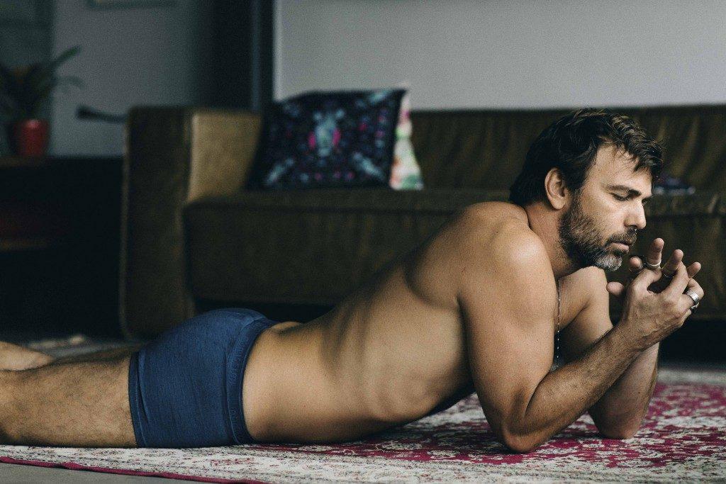 Marcelo Faria Ator famoso pelado