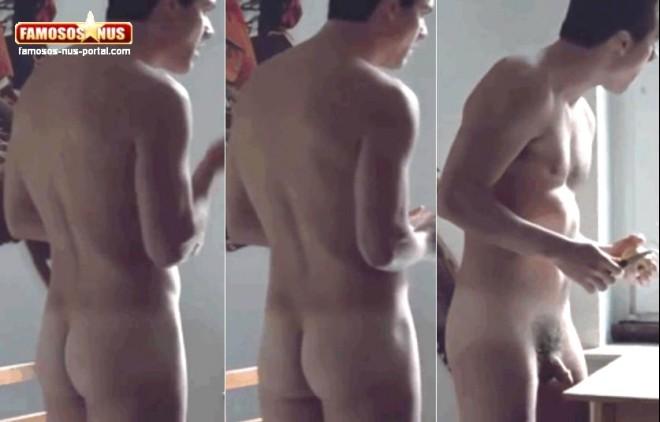 Nudes do famoso ator Wagner Moura pelado