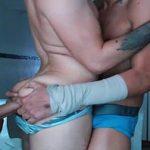 Trio amigos fazendo um sexo gostoso