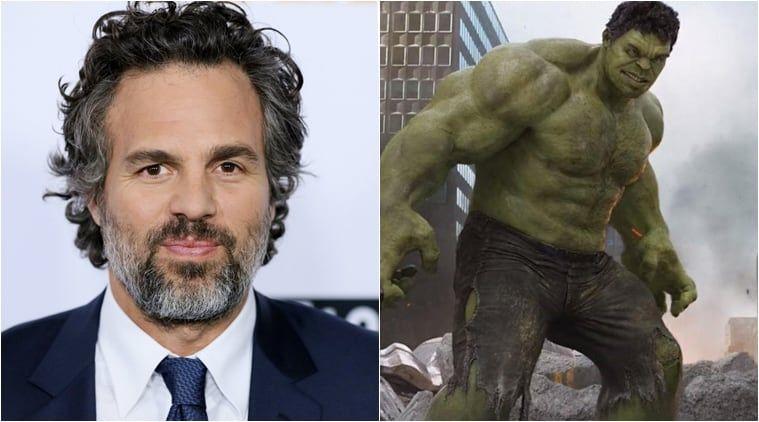 Mark Ruffalo pelado e gato em fotos – O  Hulk