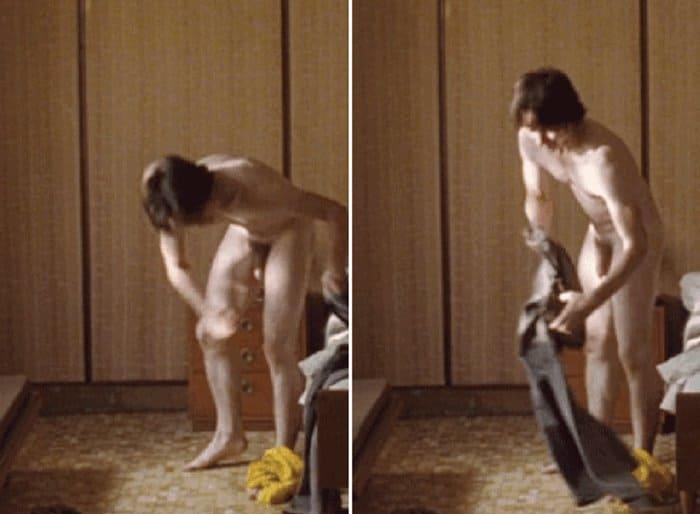 Ator James McAvoy pelado e dotado - Homens nus