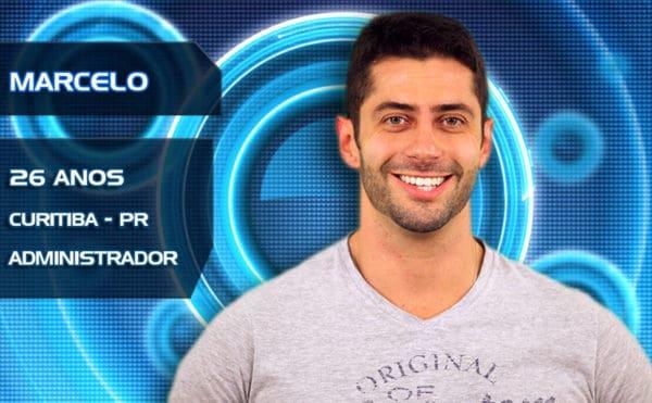 Marcelo Zagonel do BBB14 pelado e dotado - Famosos