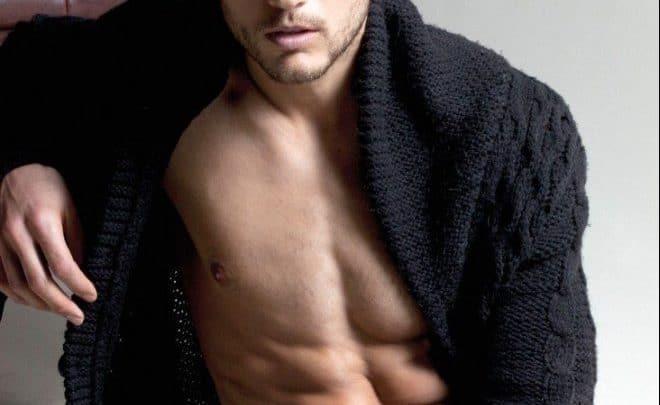 Ator famoso Ryan Cooper pelado nu