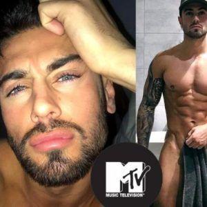 Mitch Palmer Ex da MTV pelado - Famosos