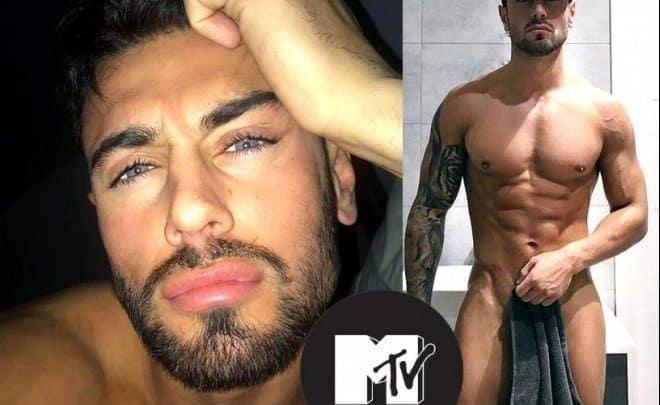 Mitch Palmer Ex da MTV pelado – Famosos