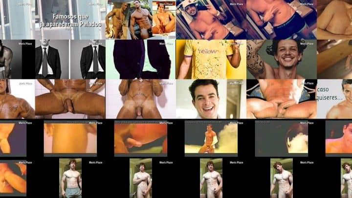 6 Vídeos de famosos pelado na webcam – Famosos