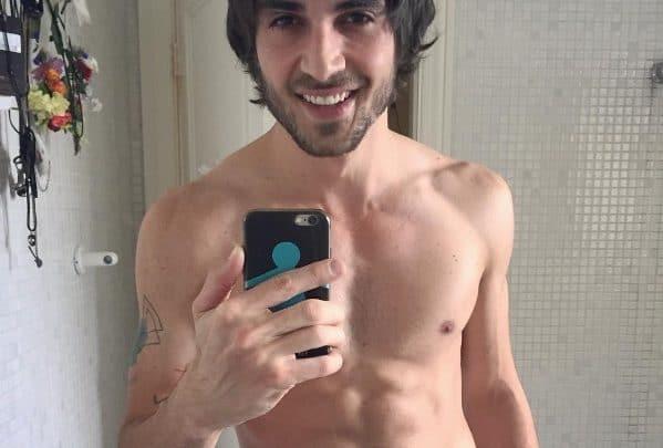 O gostoso do Fiuk sem camisa – Homens nus
