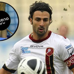 jogador Fabio Ceravolo pelado - Famosos nus