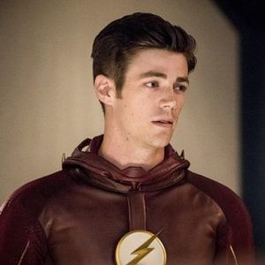 Ator Barry Allen o Flash pelado - Famosos nus
