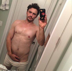 Sósias do James Franco pelado - Famosos