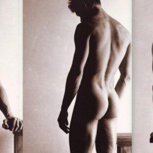 Ator Josh Duhamel peladão em ensaio - Famosos
