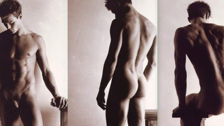 Ator Josh Duhamel peladão em ensaio – Famosos