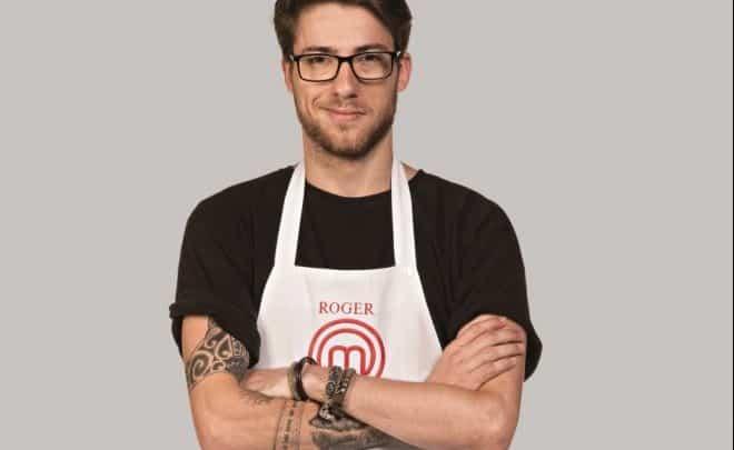 Roger do Master Chef pelado – Famosos