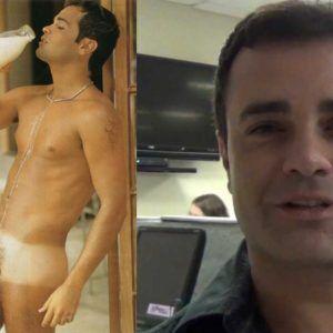 Ator Rodrigo Phavanello pelado - Famosos nus