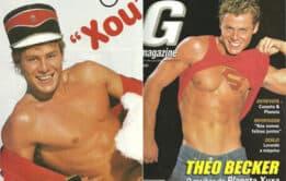 10 Famosos pelados que posaram na G Magazine