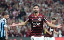 Torcedor do Flamengo big dotado