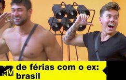 Nude do Carlos Gopfert, De Férias Ex.