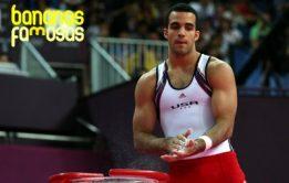 Vazam supostos nudes de atleta americano pelado da Ginástica