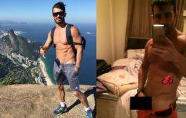 Vencedor de Power Couple Jorge Souza gozando muito em vídeo
