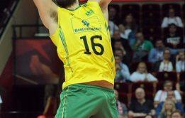 Lucas Saatkamp (Jogador de Vôlei) E seu pau marcante