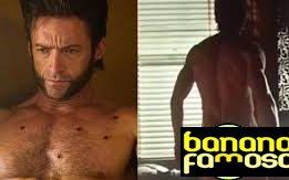 Hugh Jackman pelado em comercial