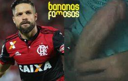 Novo vídeo do jogador Diego Ribas pelado