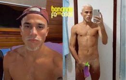 Nudes do Novinho dotado Pedro Pampelo