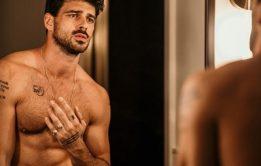 Michele Morrone em novas fotos sensuais! Fotos dos famosos